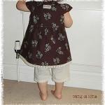 Petticoat Pants for girls ( Linen pants )