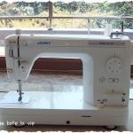 A new sewing machine!!