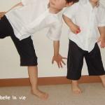 Bermuda shorts for kids