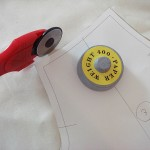 Easy sewing – Rotary cutter