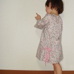 Smock dress – 3 years old
