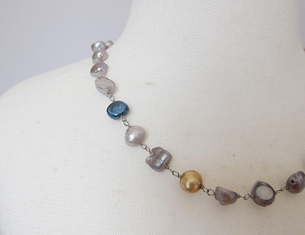 potato shell necklace2