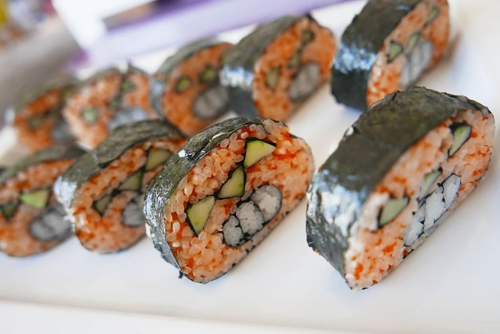 Sushi kabocha 2