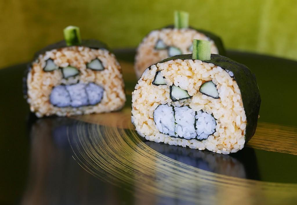Sushi kabocha1