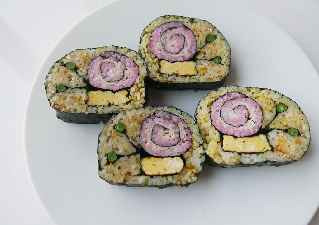 Sushi katatsumuri