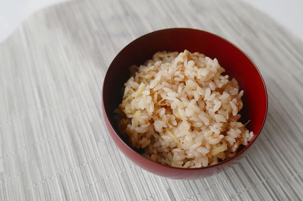 Ginger rice3