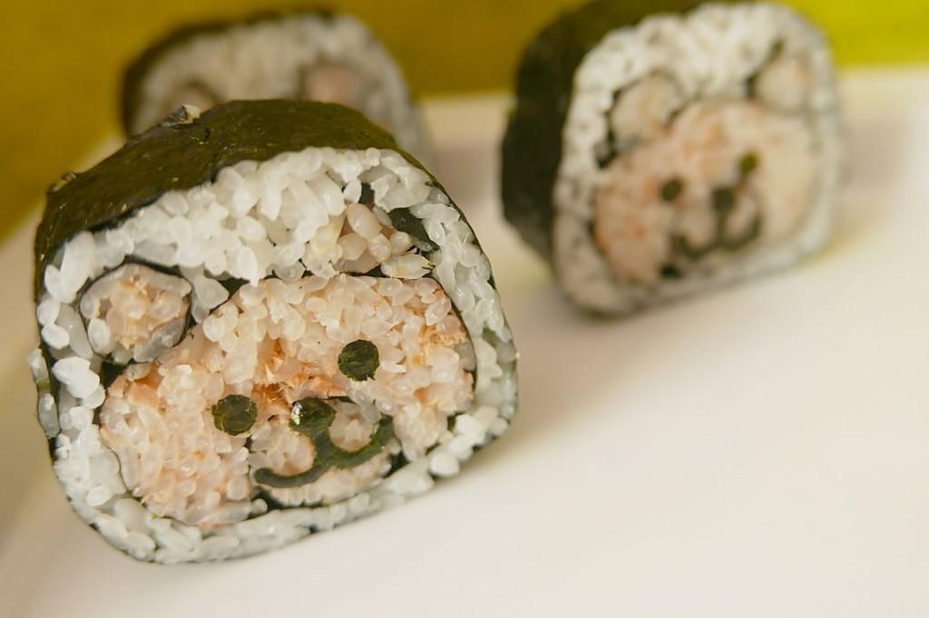 Sushi hiyoko doudou1