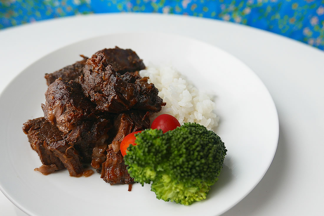 Cola-Braised Beef