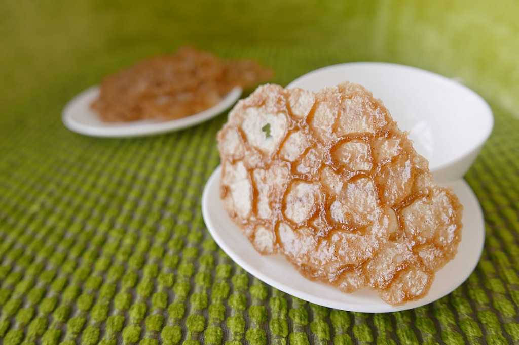 coffee lace cookie1