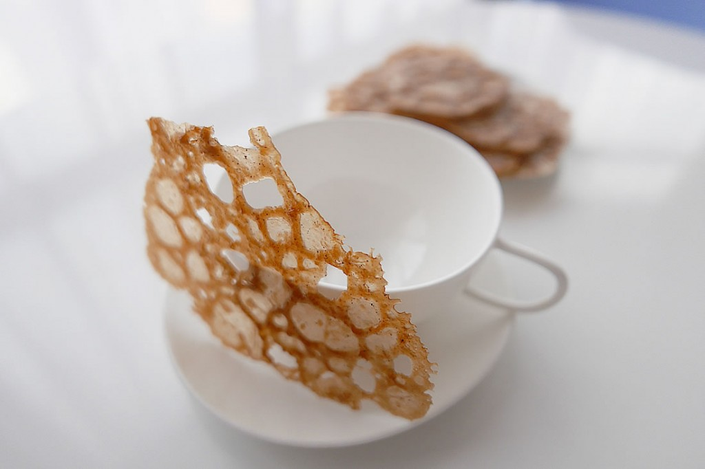 coffee lace cookie3