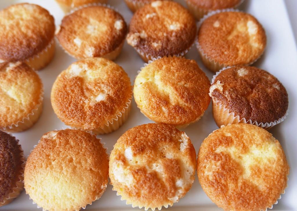 cupcake pearl sugar