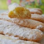 Sponge 'boudoir' biscuits – Ladyfingers