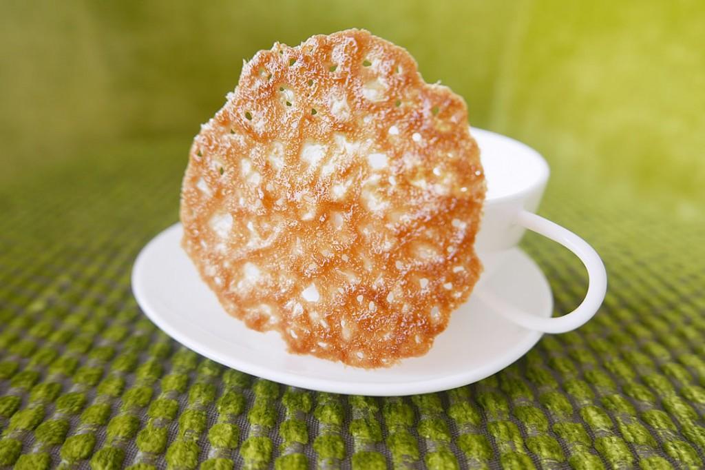 lemon lace cookie1