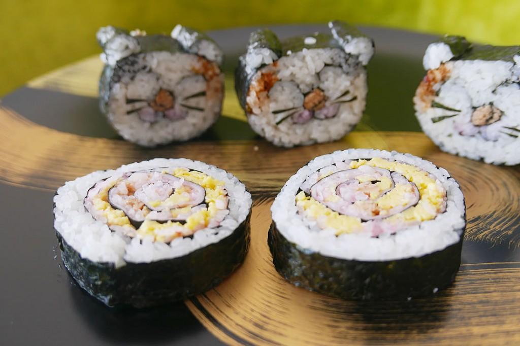 sushi neko rose2