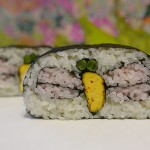 Tonbo Sushi Roll – dragonfly
