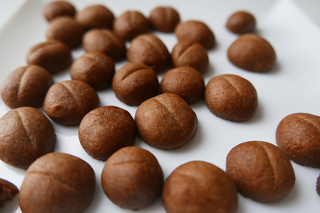 COFFEE BEANS COOKIE – crunchy