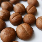 Coffee Beans Cookies (crunchy)