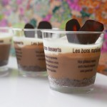Coffee chocolate mousse