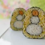 Creative Sushi Roll – Kagami mochi