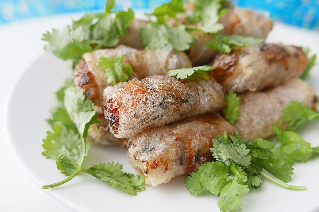 Vietnam fried spring roll | Dans la lune