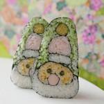 Creative Sushi Roll – Santa Claus