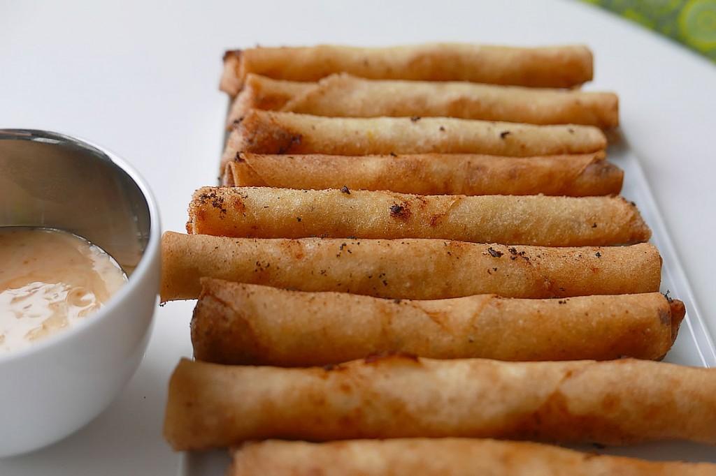spring roll potato3