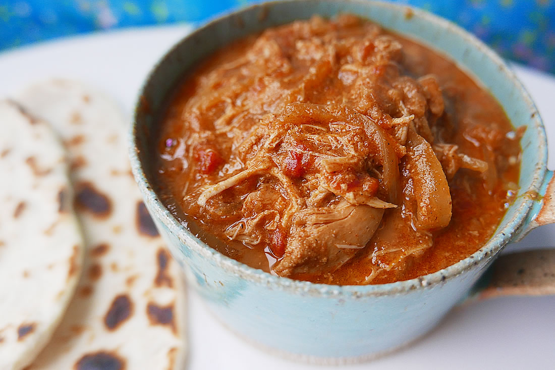 Slow cooker – Butter Chicken