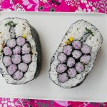Creative Sushi Roll – Grape