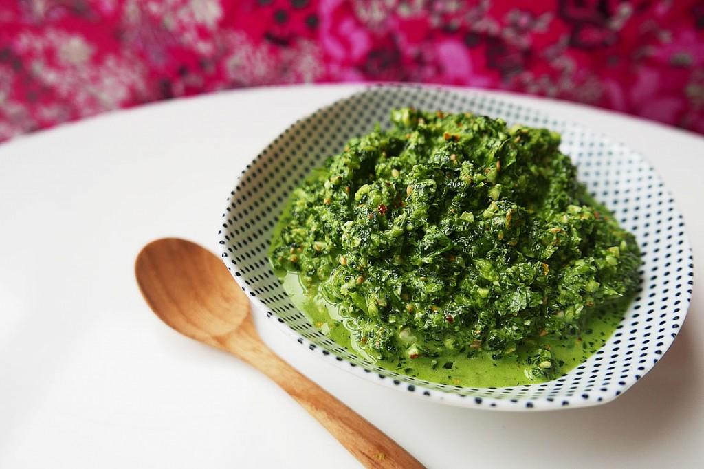 coriander paste1