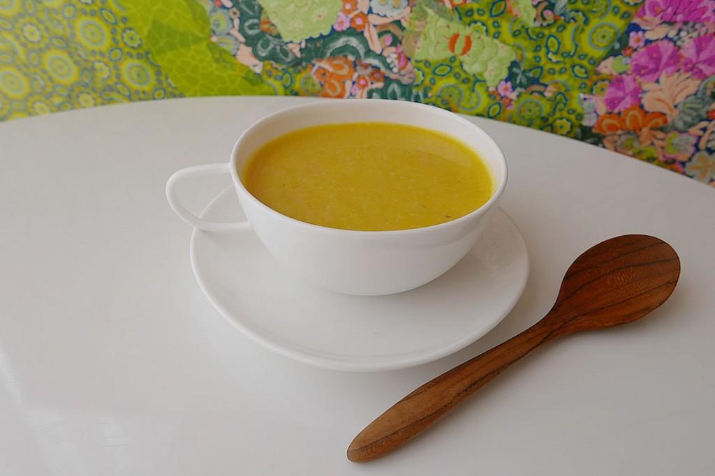 kabocha soup1