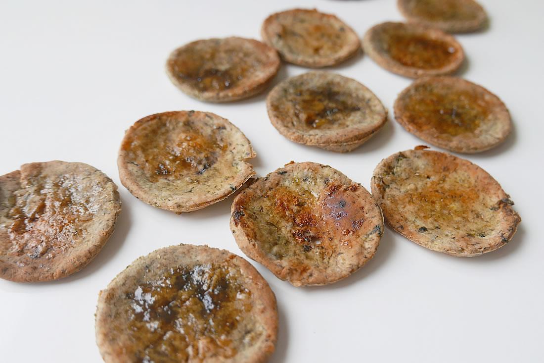 Senbei / Japanese rice crackers