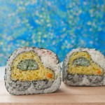 CREATIVE SUSHI ROLL – KAZARI SUSHI – CAR