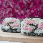 CREATIVE SUSHI ROLL – SAKURA – Cherry tree in full bloom