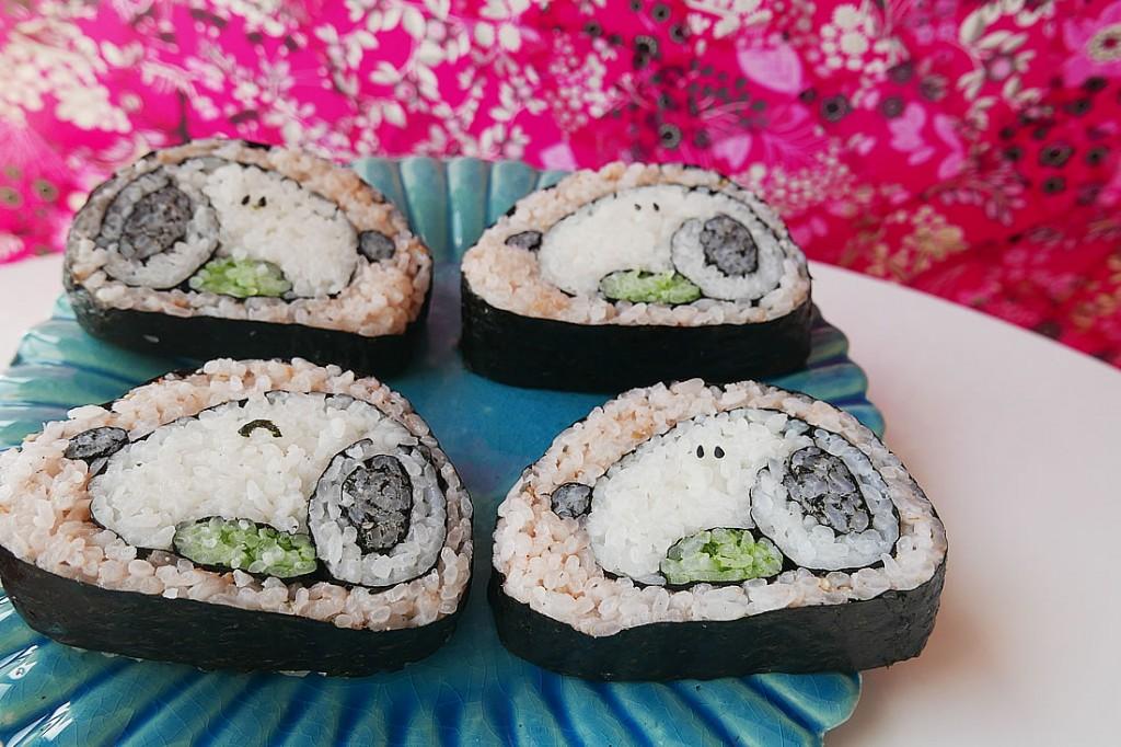 sushi snoopy1