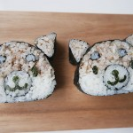 Creative Sushi Roll – Kazari Sushi – dog