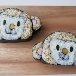 Creative Sushi Roll –  Kazari Sushi  – Monkey