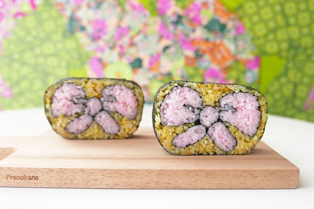 sushi- ribbon