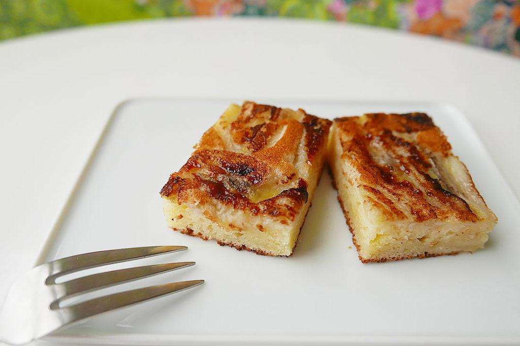 banana pan cake3