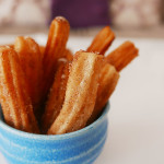Crisply Fried Churros