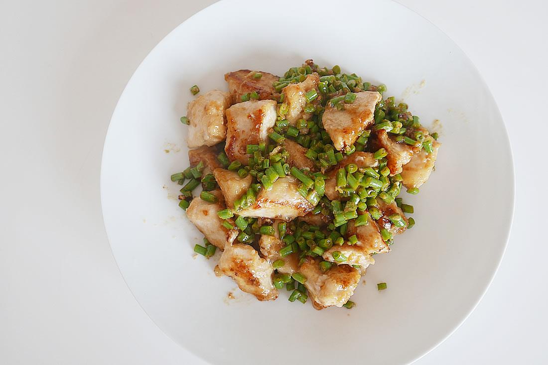 Chicken mayonnaise vinegar – mayopon