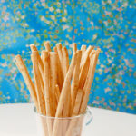 Pocky crackers – salty appetizer