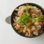 Japanese mixed rice – takikomi gohan