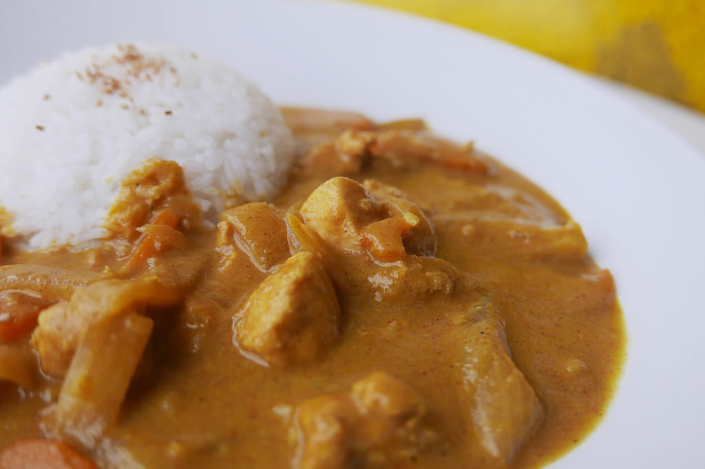 mango chicken curry4