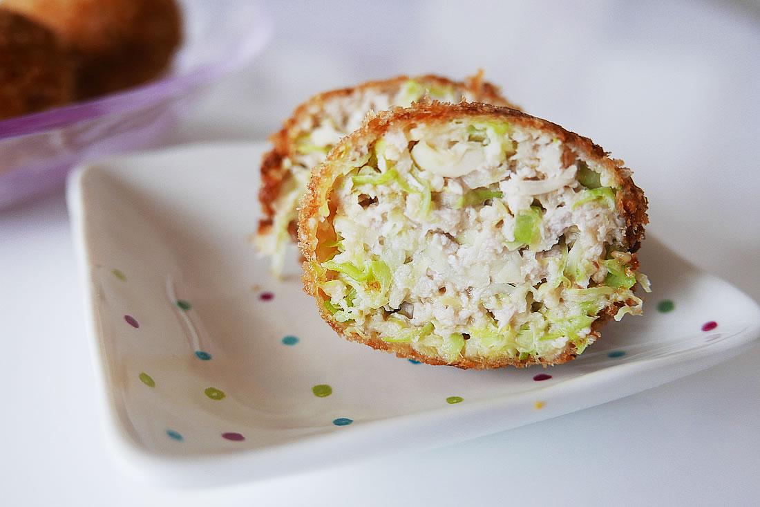 Cabbage croquette - korokke