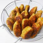 Chicken rice balls