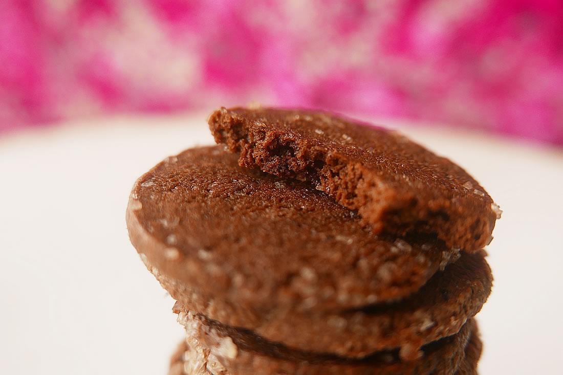 Cocoa Sablé – biscuit