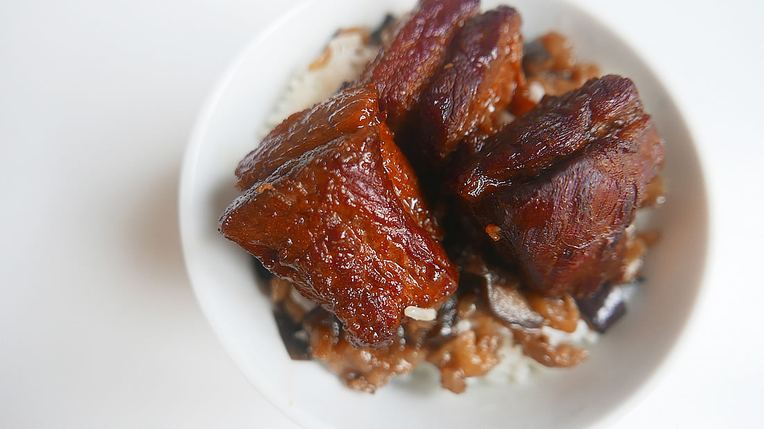 Buta no kakuni – Japanese Braised Pork Belly
