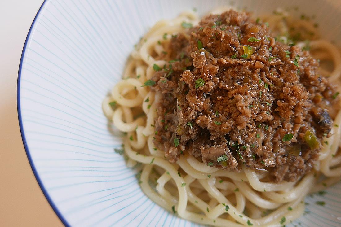Ja Ja men – Japanese style noodle