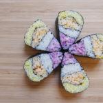 Creative Sushi Roll – Kazaguruma / Toy windmill