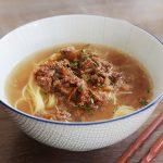 Dandan noodles – tantanmen